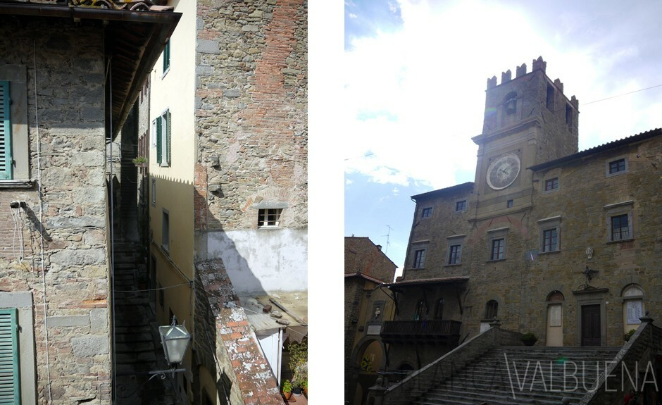 Town Hall in Cortona Italy