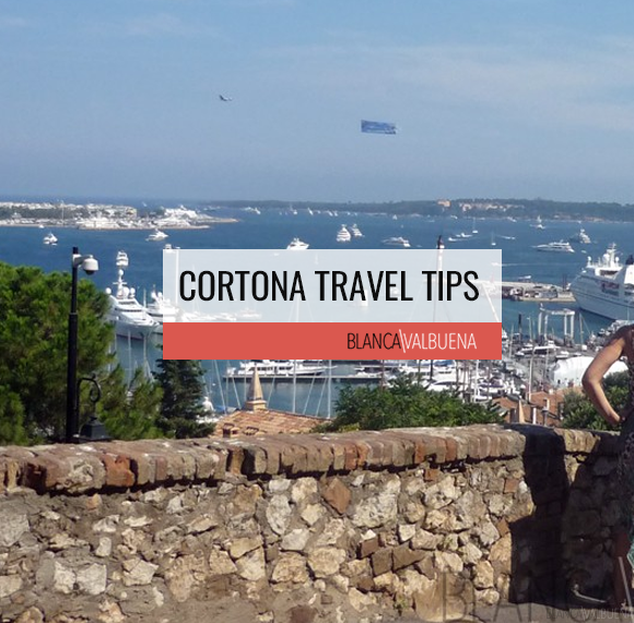 Cortona Travel Tips