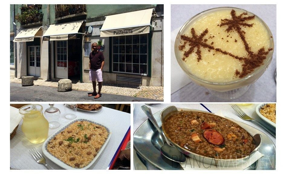 Cheap eats in Lisbon at this traditional Portuguese restaurant