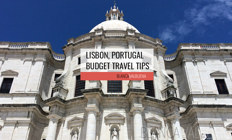 A list of Things to do in Lisbon, places to eat and shop