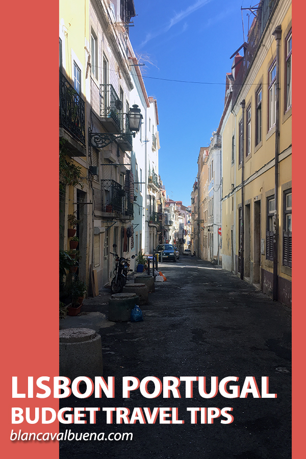 How to visit Lisbon on the cheap