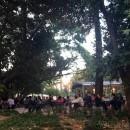 Jardim França Borges Park in Lisbon