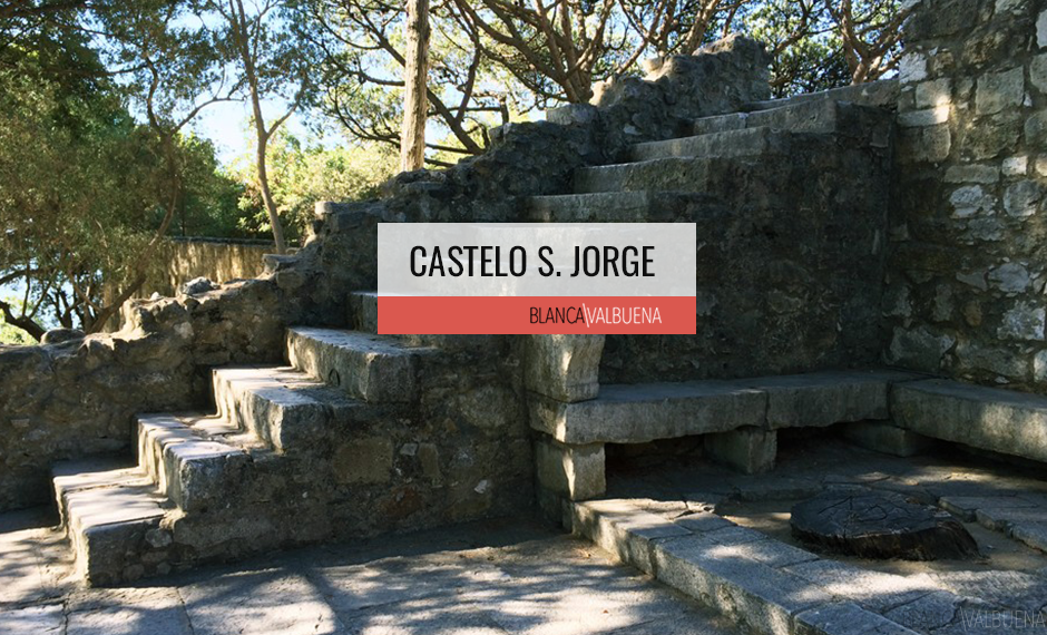 The Castelo de Sao Jorge in Lisboa is a must see in Lisbon