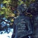 escultura de lesbianas en el Parque Eduardo VII