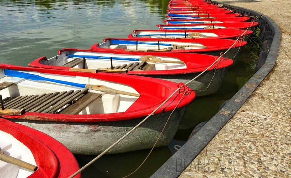 Where to rent boats in Madrid