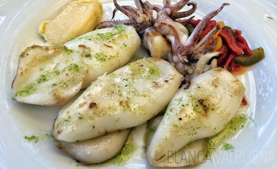 Chueca's Cocina de San Anton offers a Prix Fixe