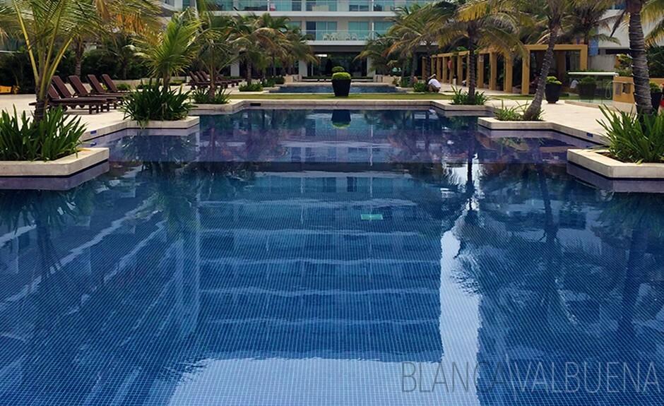 edificio Morros de Epic en Cartagena tiene múltiples piscinas