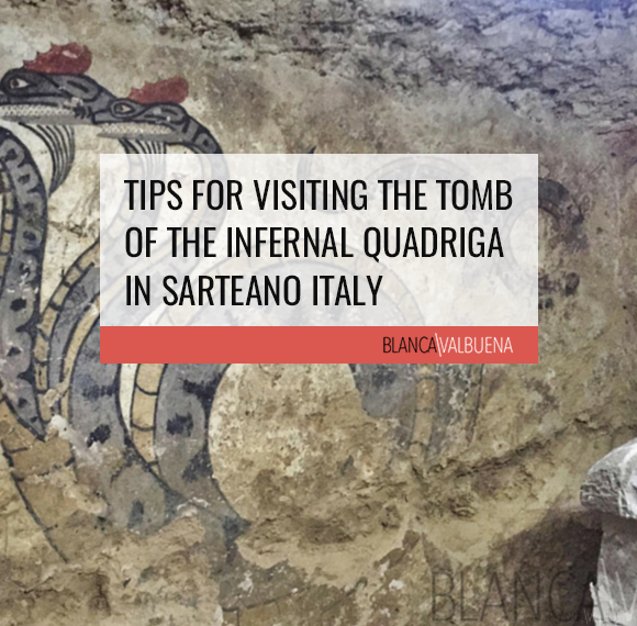 Tips for Visiting The Tomb of the Infernal Quadriga in Sarteano Italy