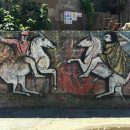 Trastevere has a plethora of Street Art and Grafitti