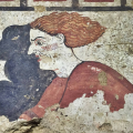La nube de polvo se similat a otras tumbas visto en la Toscana