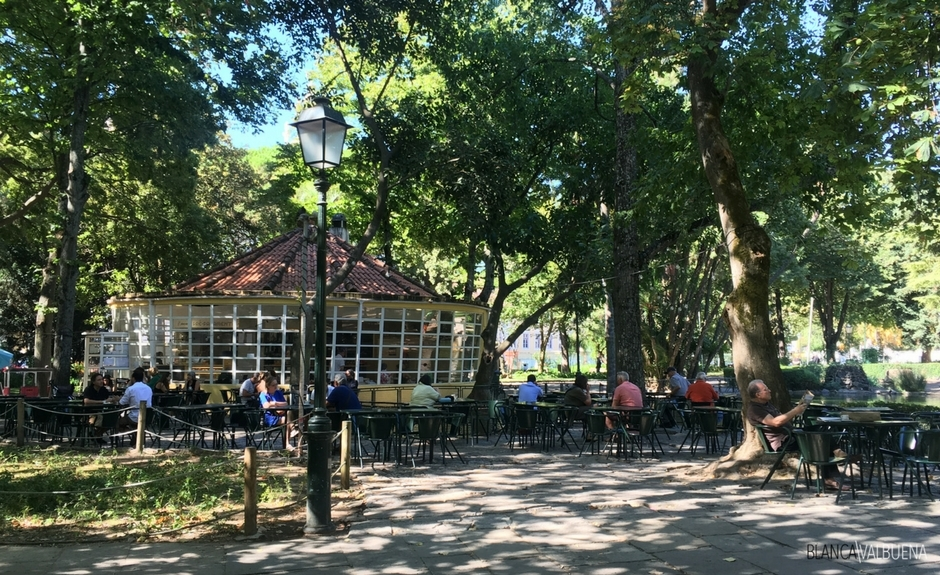 If you need a meal near Estrela Church in Lisbon drop by Jardim da Estrela Cafe