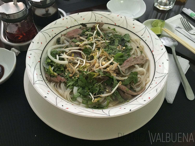 Lemoncillo restaurante en medellin sirve comida vietnamita auténtica y barato