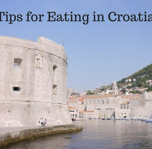 Tips for Eating in Croatia