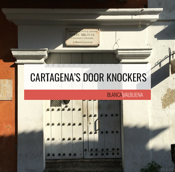 Cartagena's Door Knockers