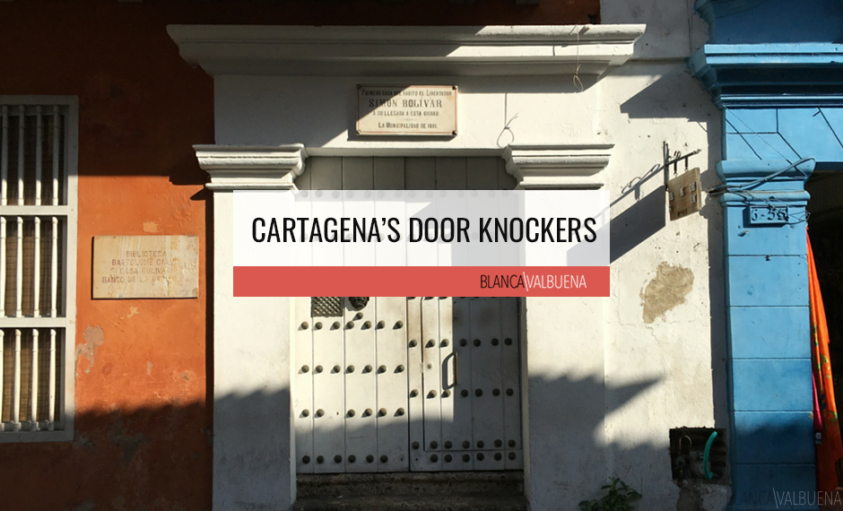 What all the different Cartagena's Door Knockers mean