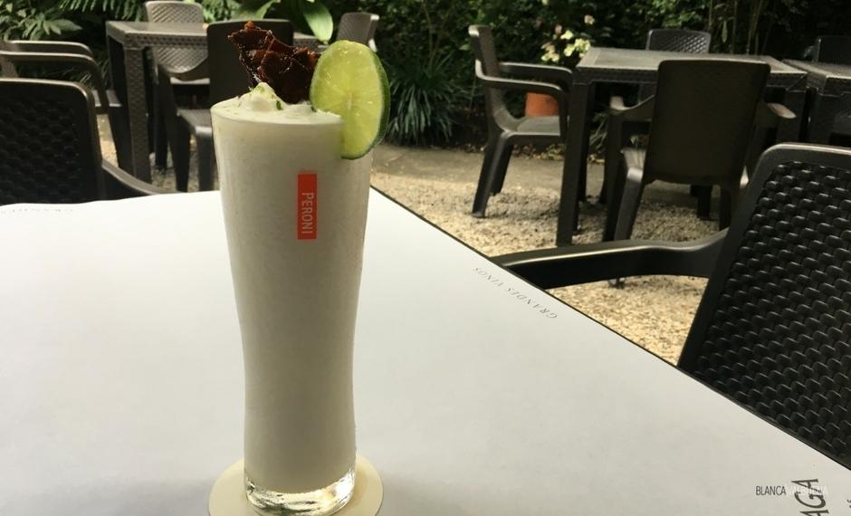 Coconut Limeade é bebida de assinatura de Cartagena