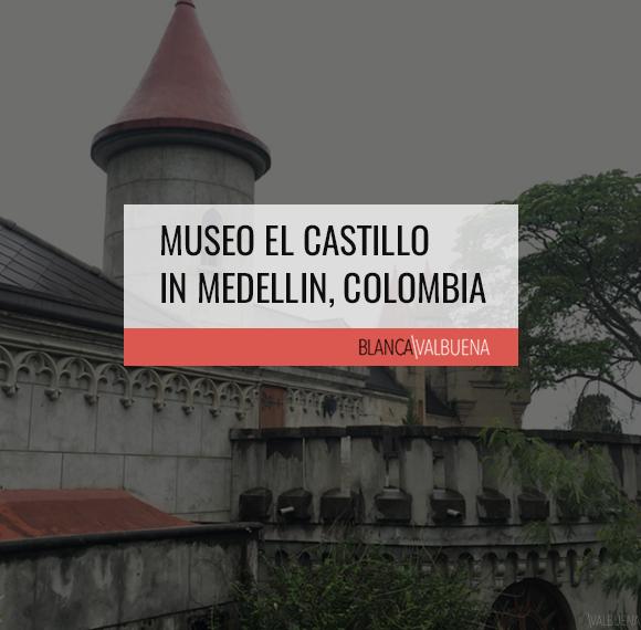 Museo el Castillo in Medellin, Colombia
