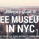 How to enjoy museums in New York without spending a dime