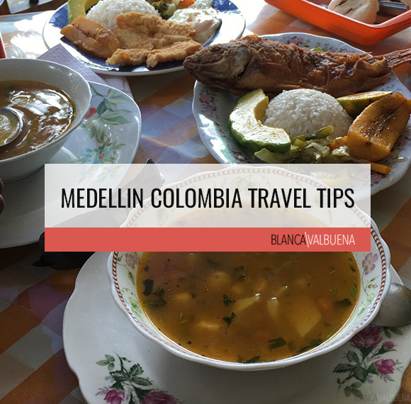 Medellin Travel Tips
