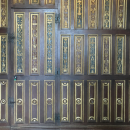 The secret chambers and drawers at Blois of Catherine de Medici