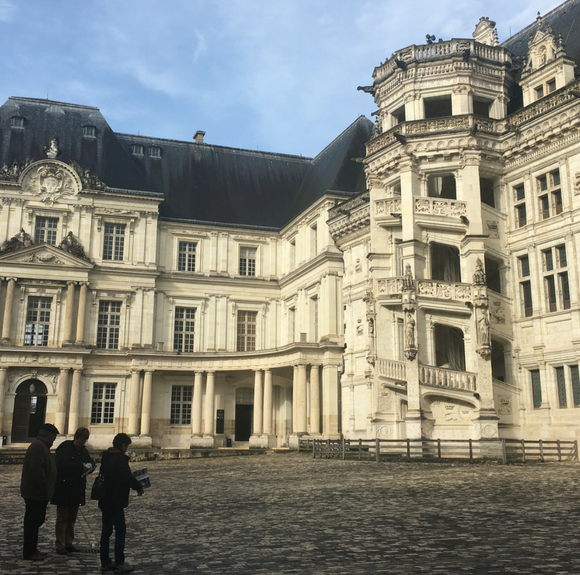Tips for Visiting the Chateau de Blois in the Loire Valley of France