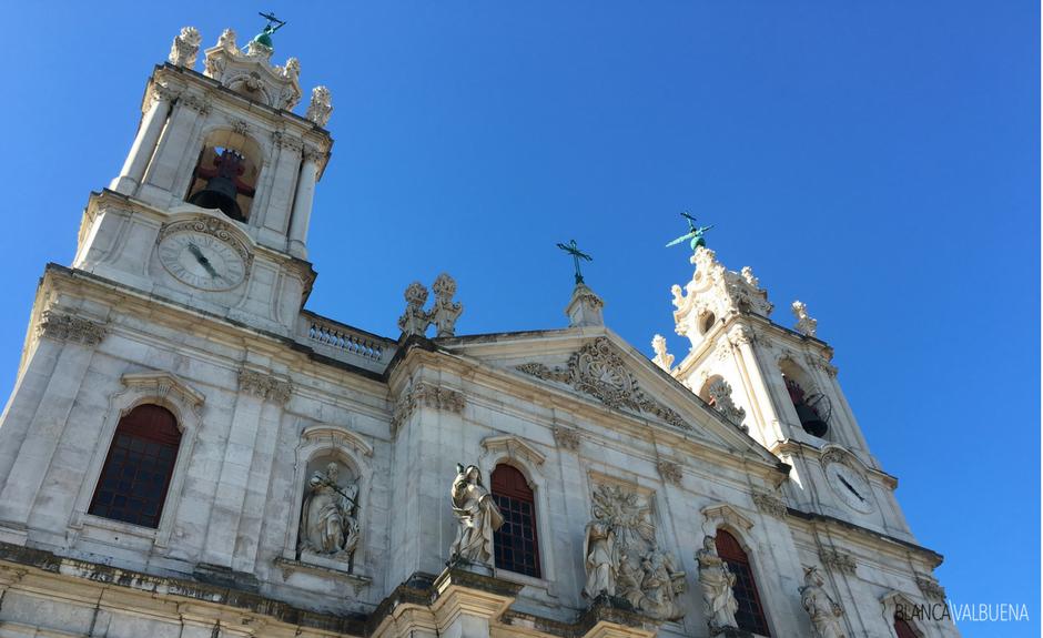 La Basilica de Lapa ospita i resti della regina