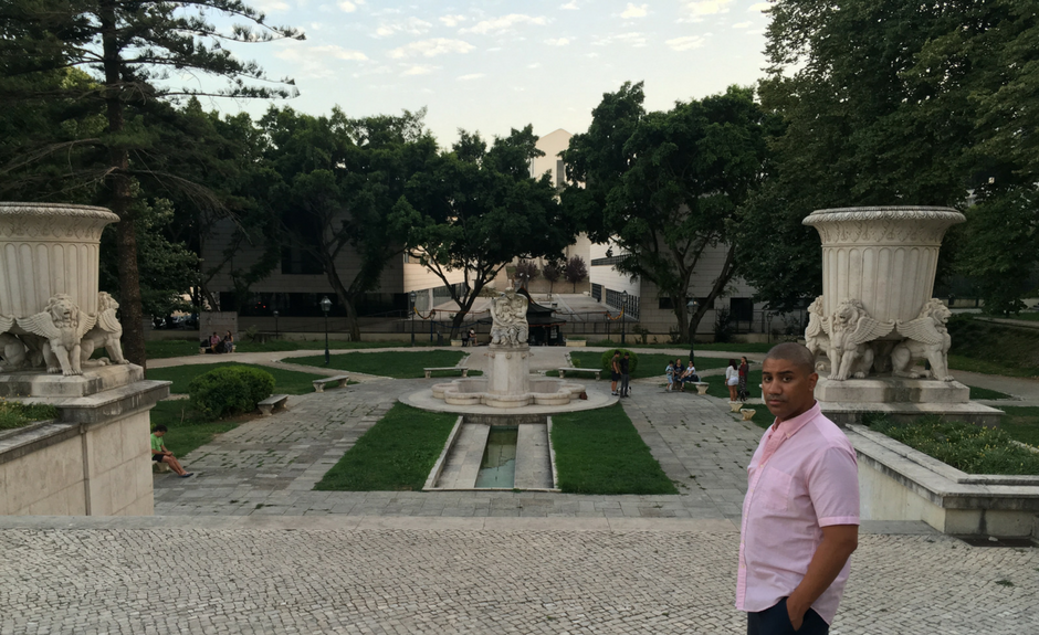 Garden Sao Bento è un bel posto a Santos Portogallo
