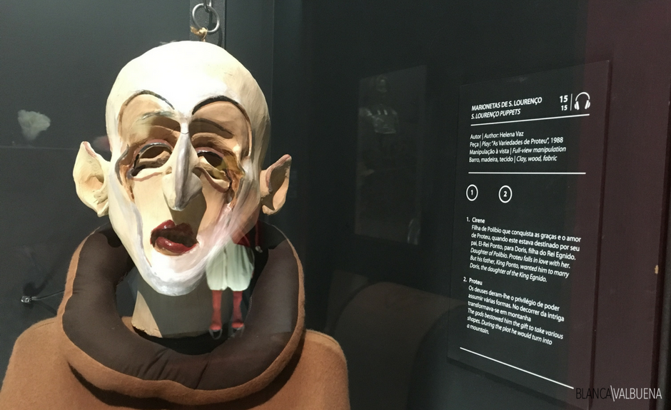 Lisbon has a Marionette museum in the Santos-o-Velho neighborhood