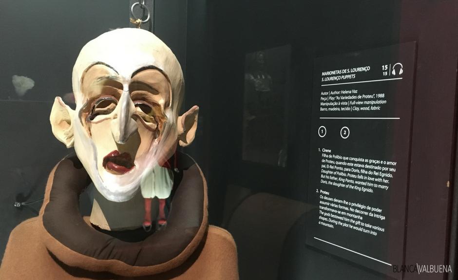 Lisbona ha un museo burattino nel quartiere di Santos-o-Velho