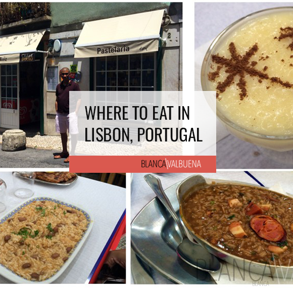 Where to Eat In Lisbon, Portugal