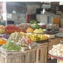 A good place to shop for fruits in is Galeria Alameda in Cali Colombia
