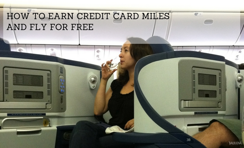 How to earn points and miles to book free flights