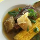 Sancocho is a delicious Colombian soup