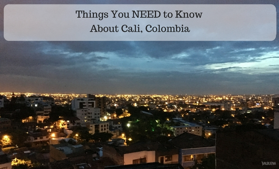 Facts about Cali, Colombia