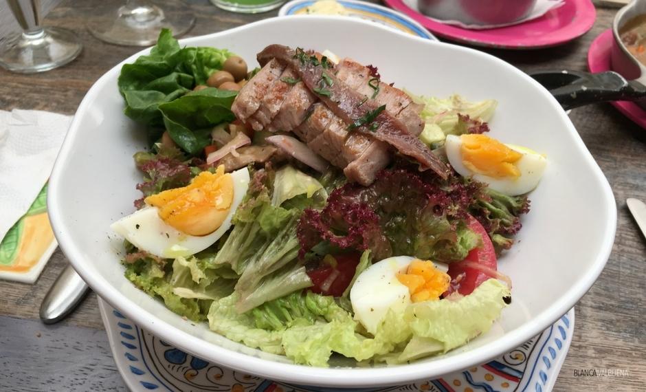 普罗旺斯德安德烈餐厅在波哥大法国食品