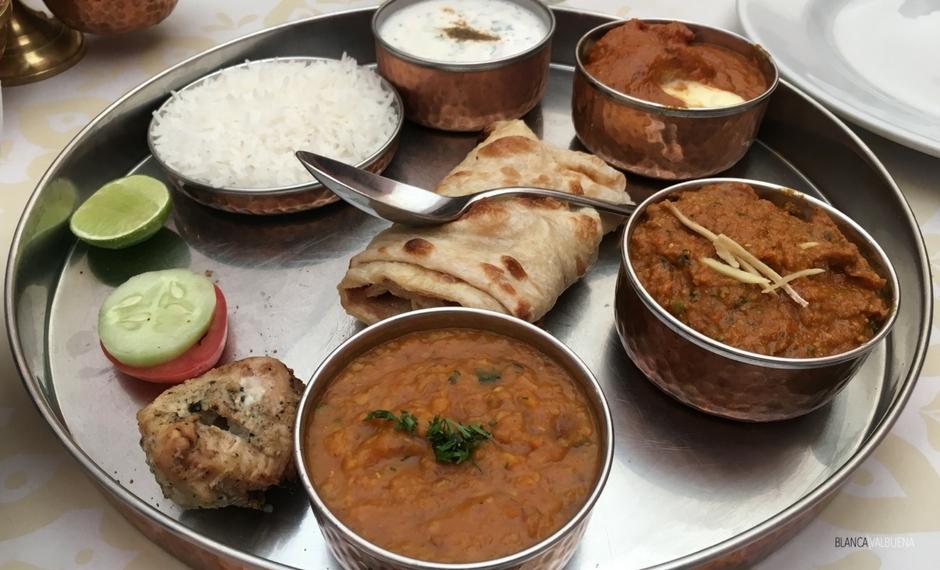 Taj Mahal è uno dei migliori ristoranti in Usaquen