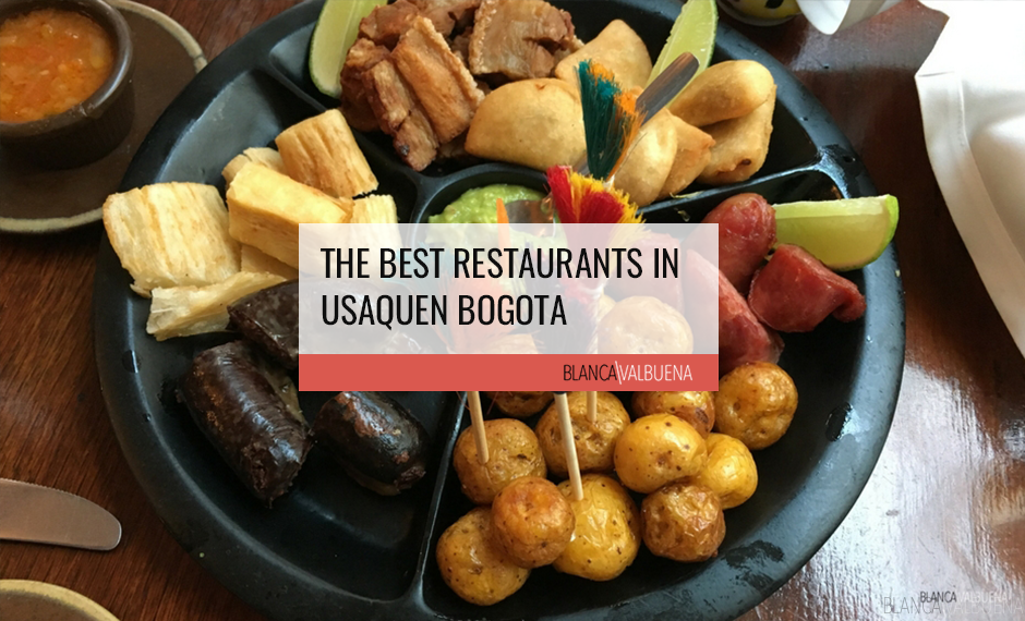 Usaquén has some of the best restaurants in Bogota