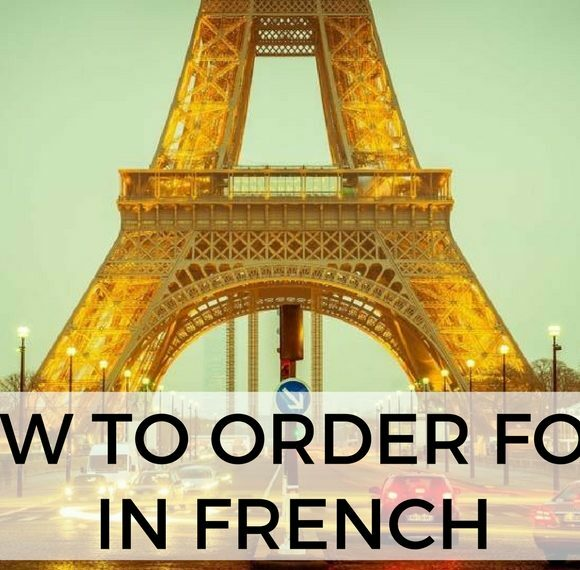 How to Order Food and Drink in French