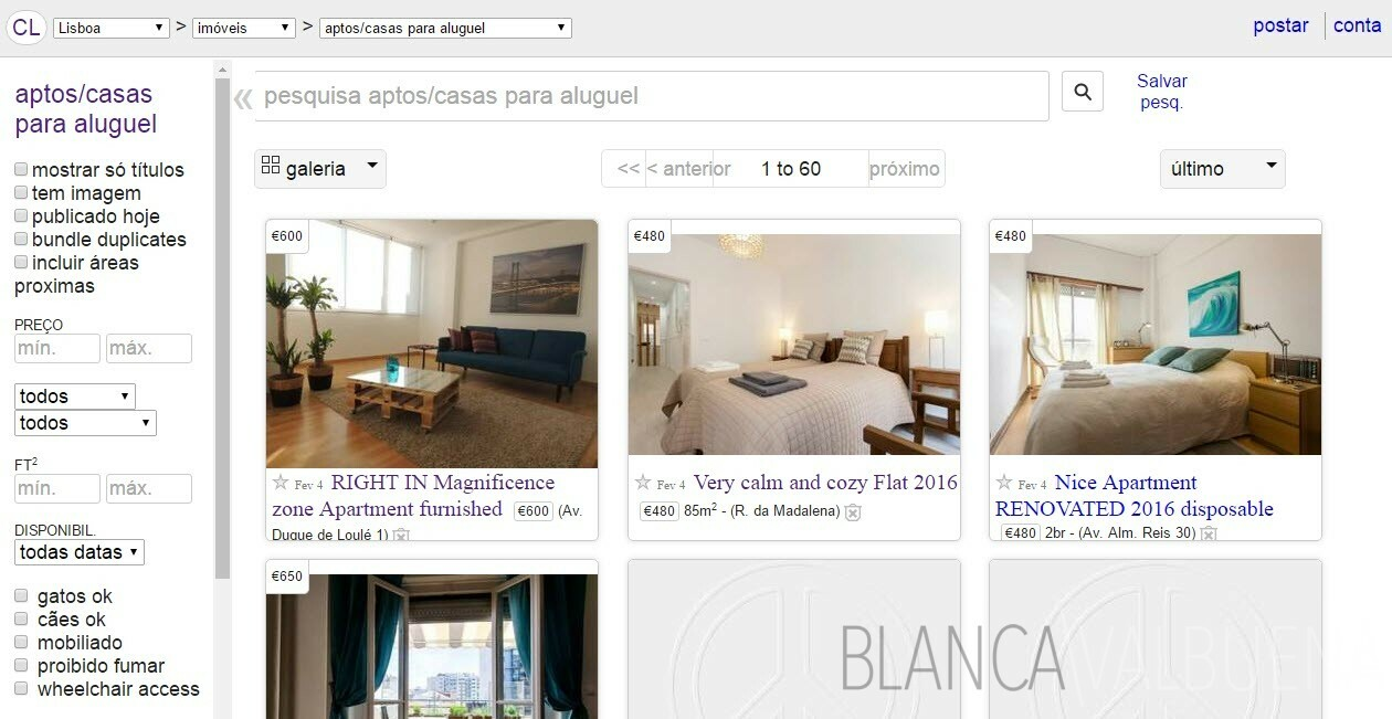 Craigslist Scams: The Too Good To Be True Airbnb Listing | Blanca