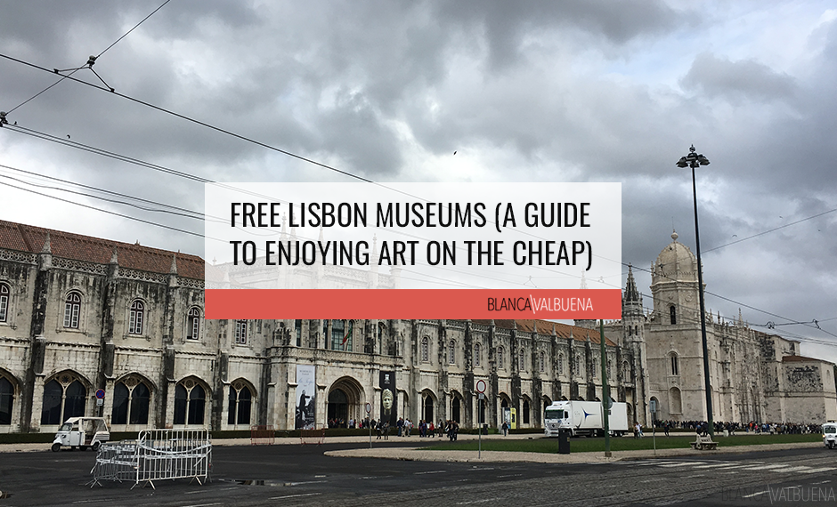These museums in Lisbon offer free entry