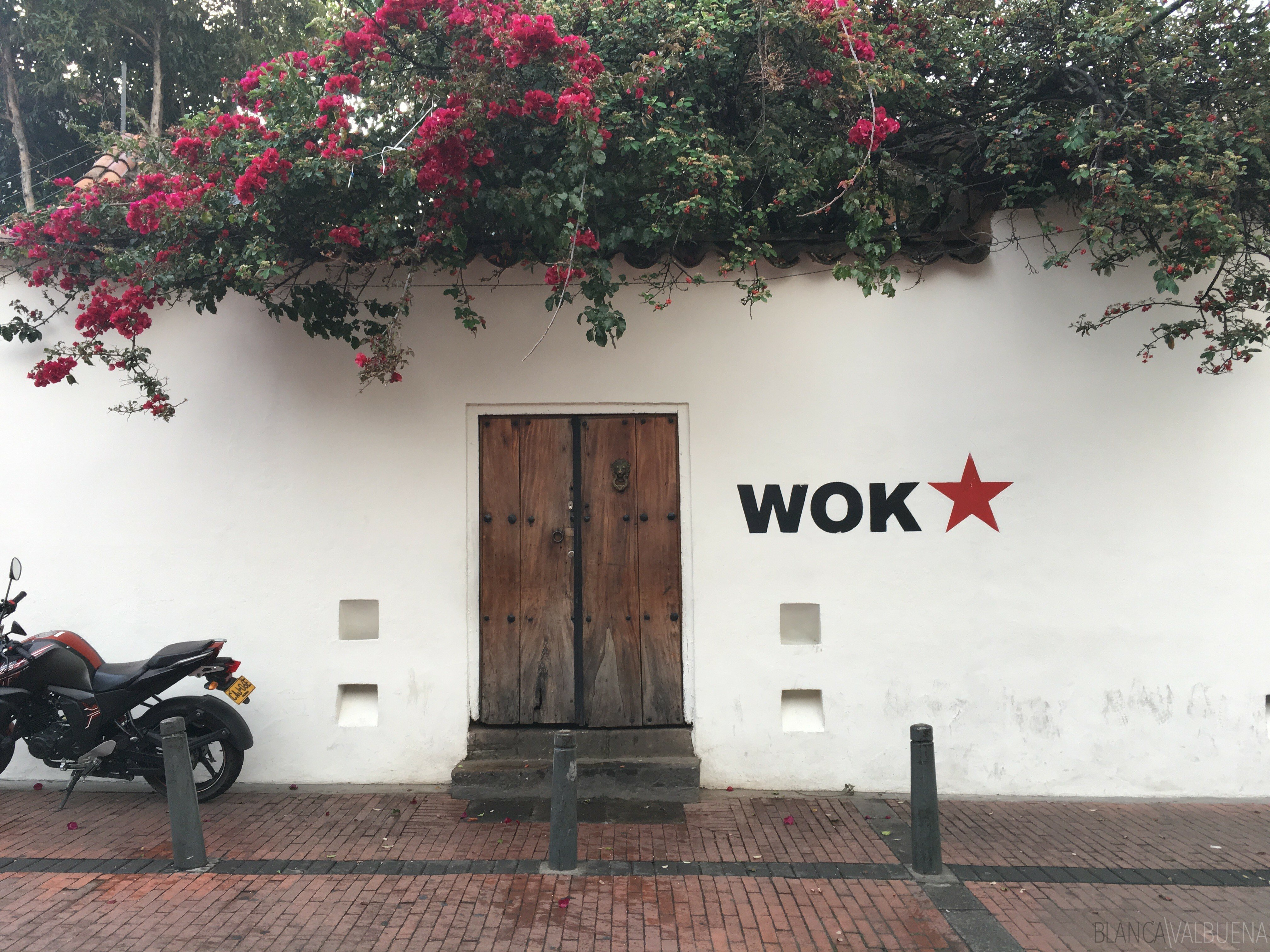 Wok is a great place for cocktails in Bogota