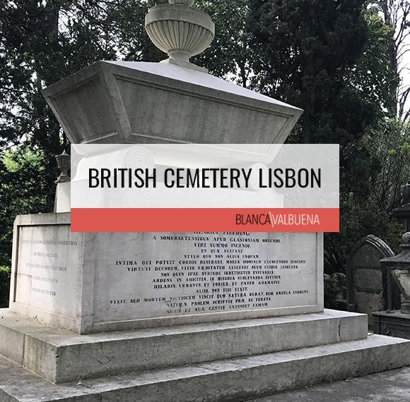 British Cemetery Lisbon