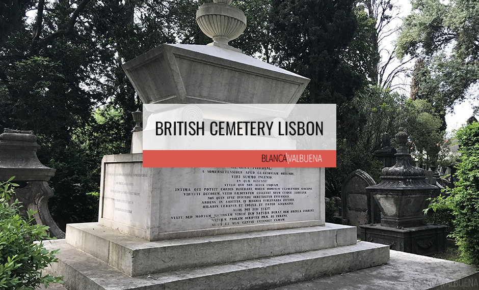 A cemetery for Protestants in Lisbon
