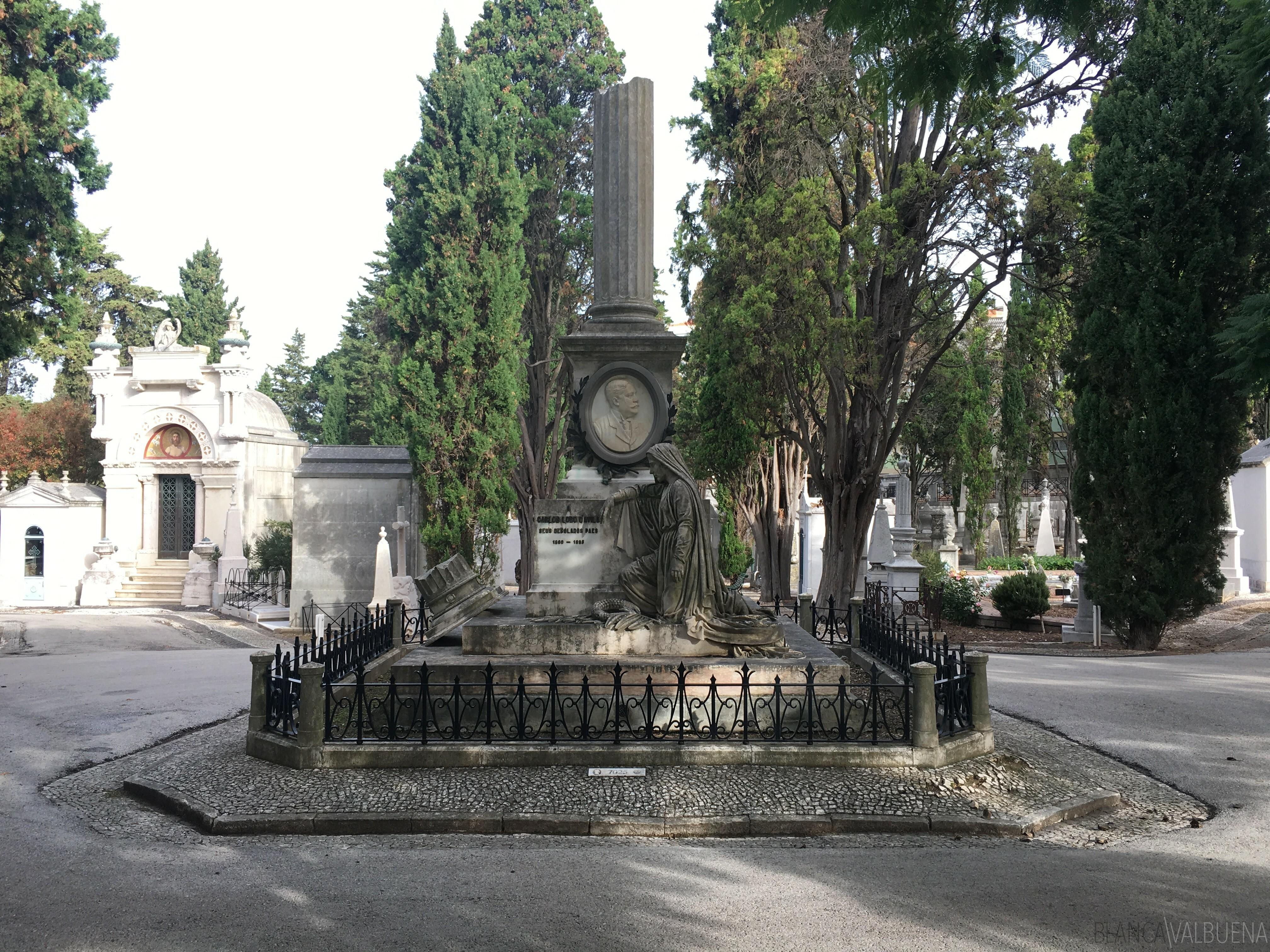 Lobo de Avila war einer der berühmtesten Männer in Lisboa