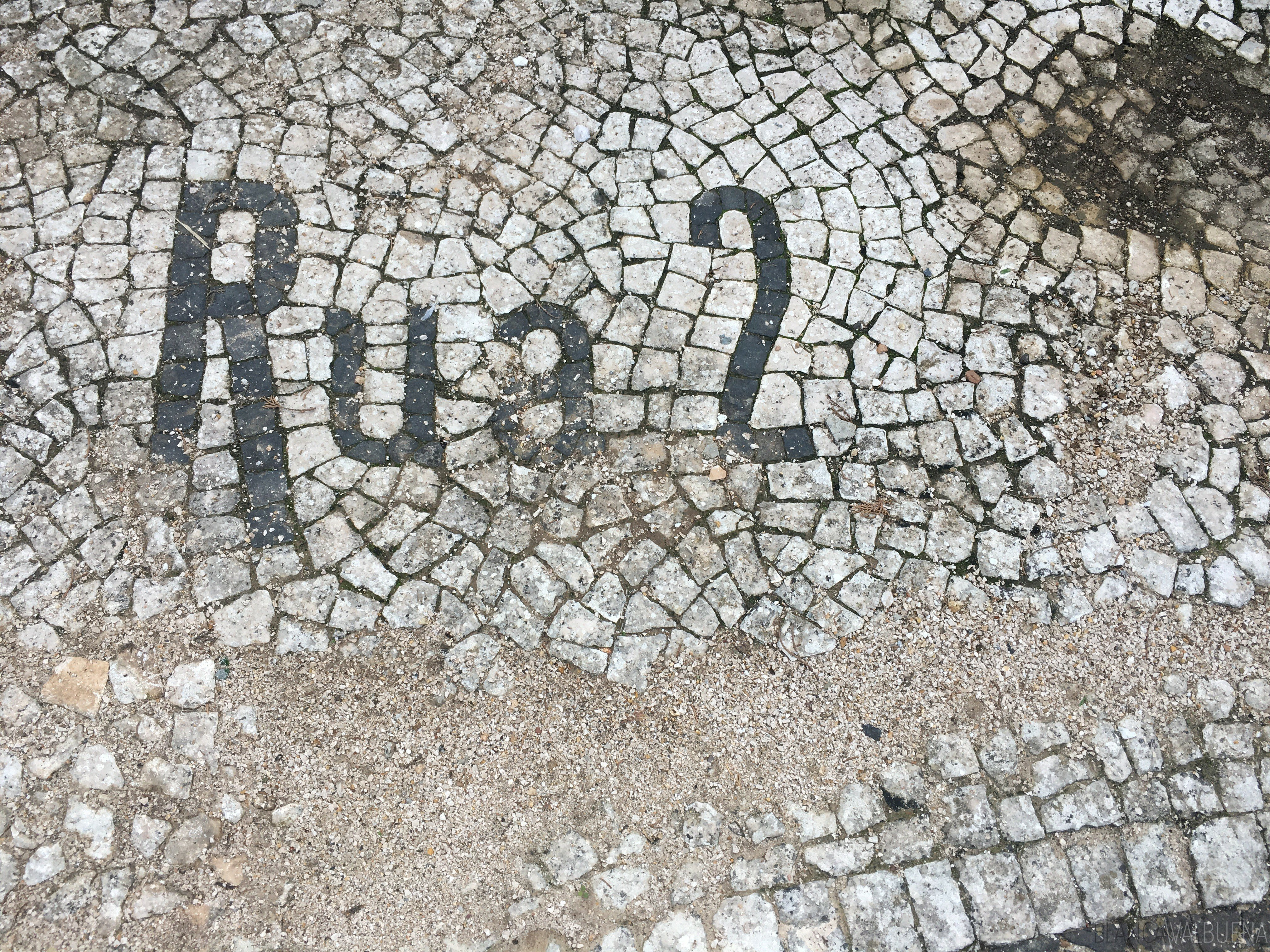 Wie man ein Grab in Prazeres Friedhof finden