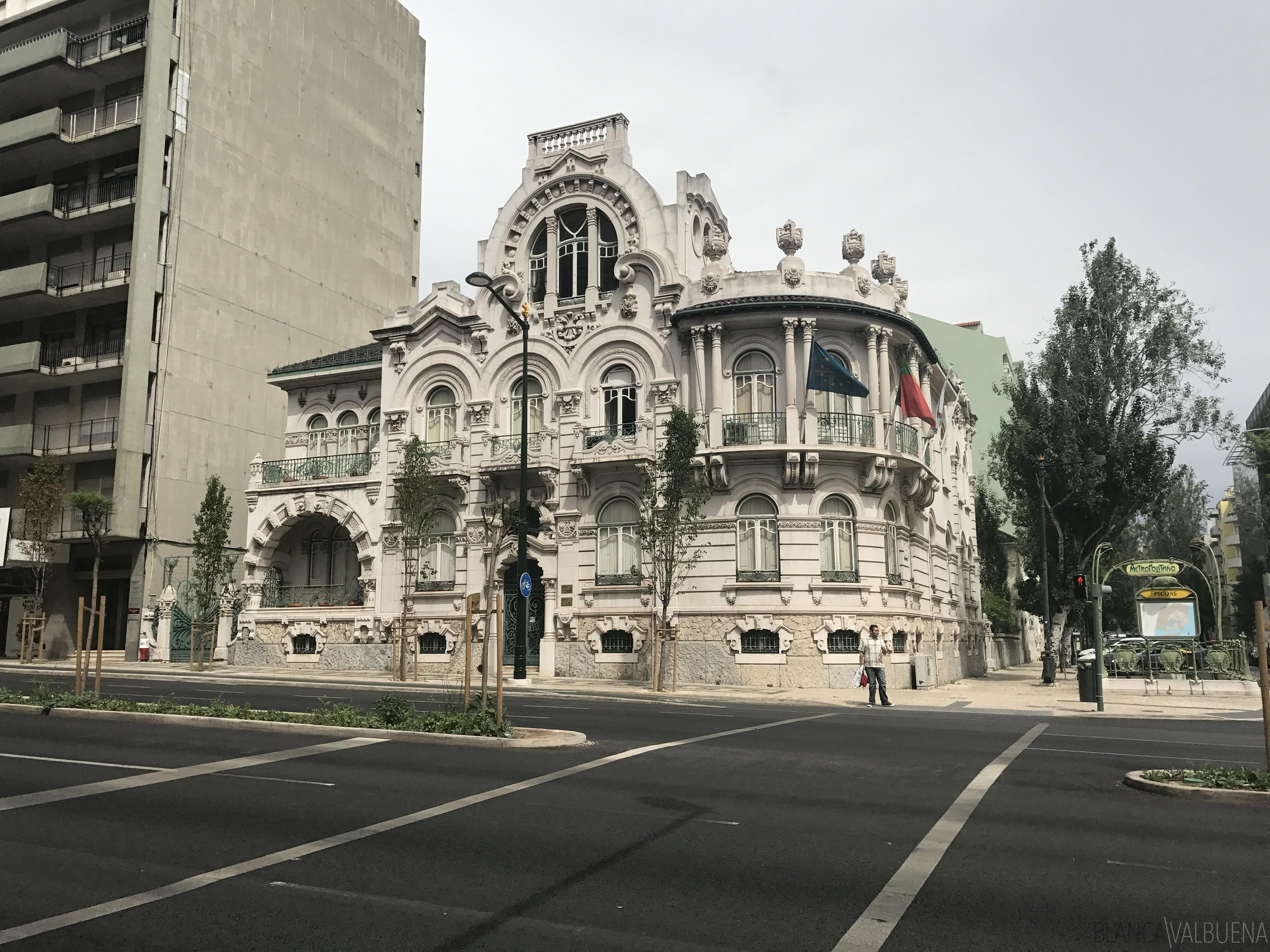 José Maria Marques Sarayı