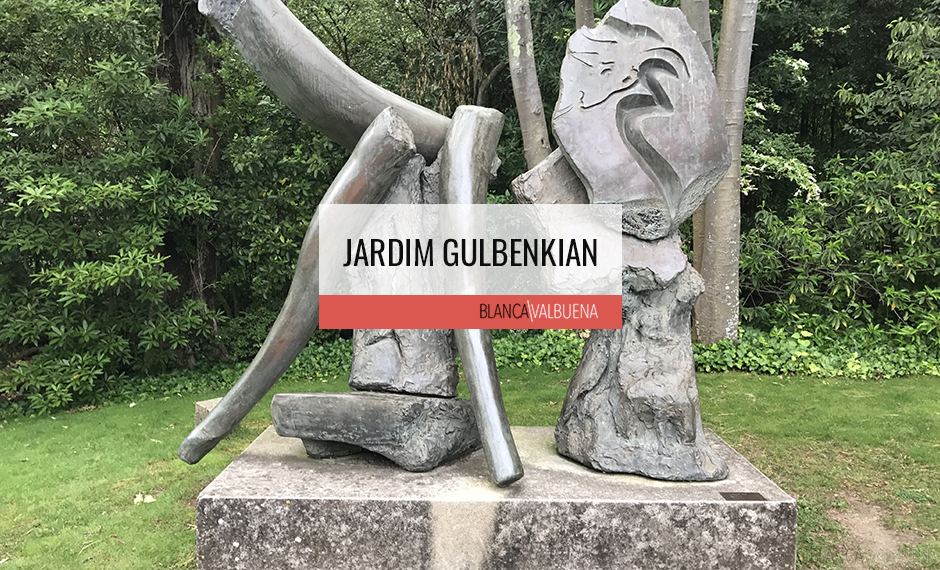 A guide to Jardim Gulbenkian in Lisbon
