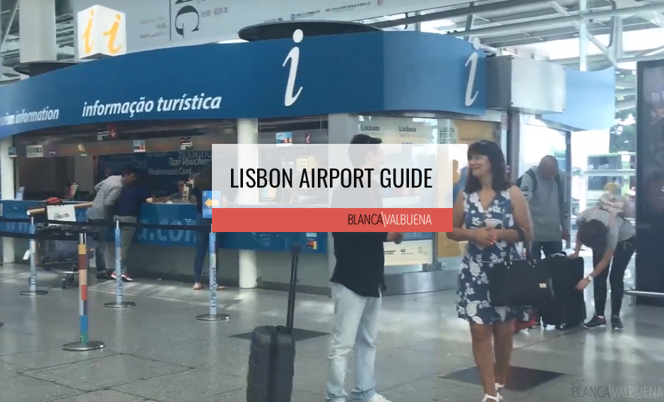 How to take the subway in Lisbon Airport