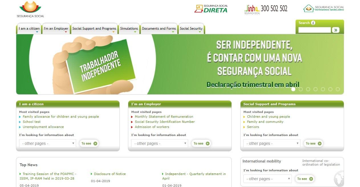 Portuguese Employee Insurance