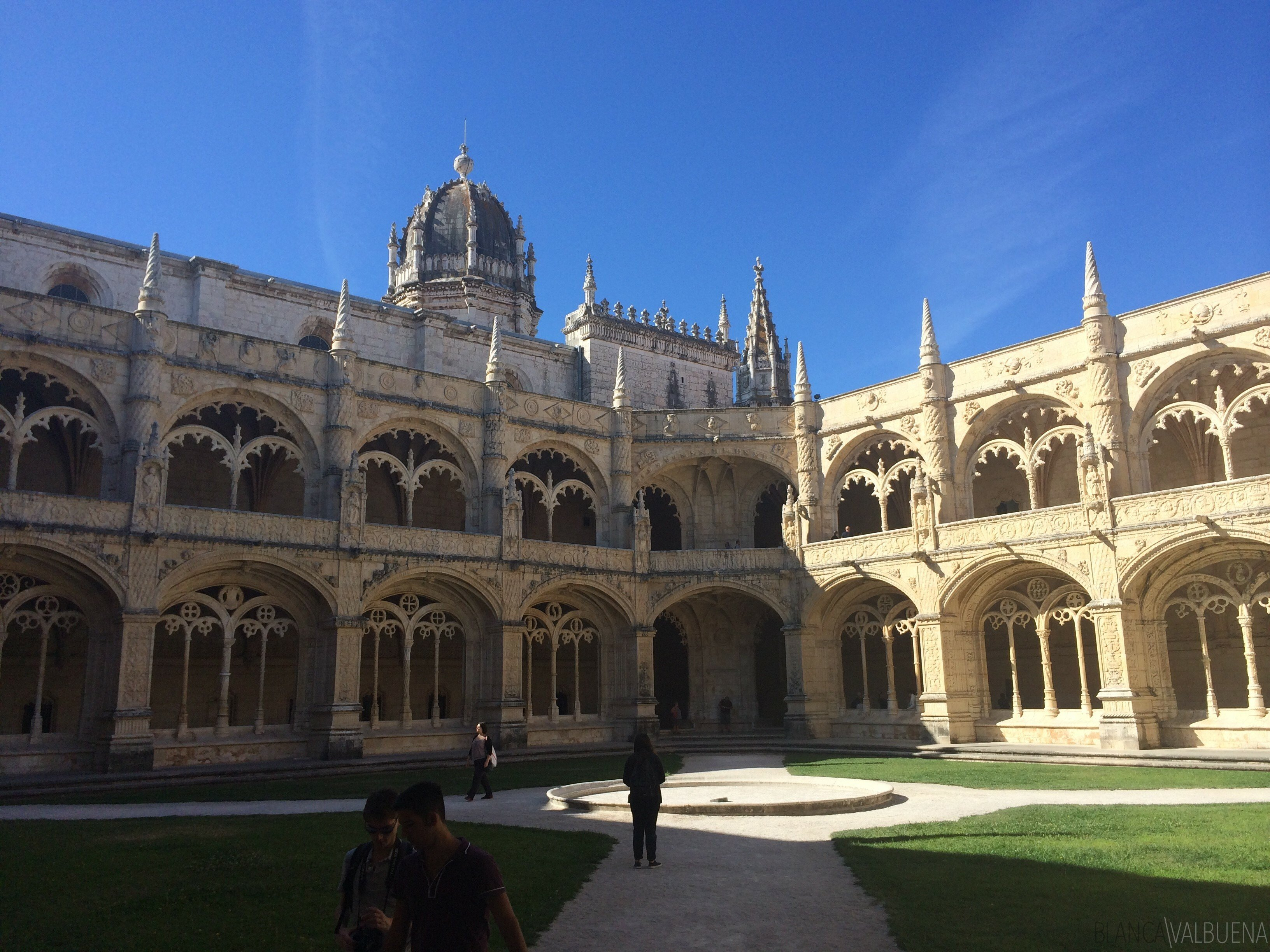 Jeronimos Monastery holds burials for Lisbon's finest